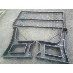 Fancy Garden Bench Mold