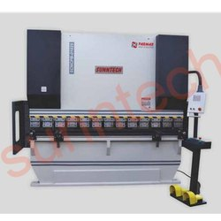 NC Front Cylinder Press Brake Machine