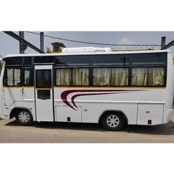 Corporate Employee Monthly Bus Rental Service, Seating Capacity: 18 Seater, Hyderabad