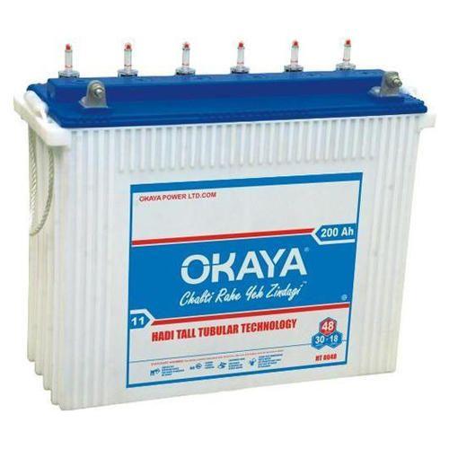 Amron Quanta Tubular UPS Batteries - Amaron Tubular