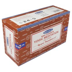Satya Yogic Meditation Incense Sticks