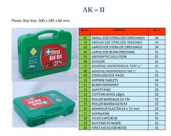 Home / Office First Aid Kit / Medicine Box / Medical Kit