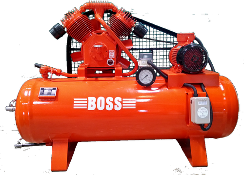 Reciprocating 10 HP Compressor, Model: MODEL SD - 10