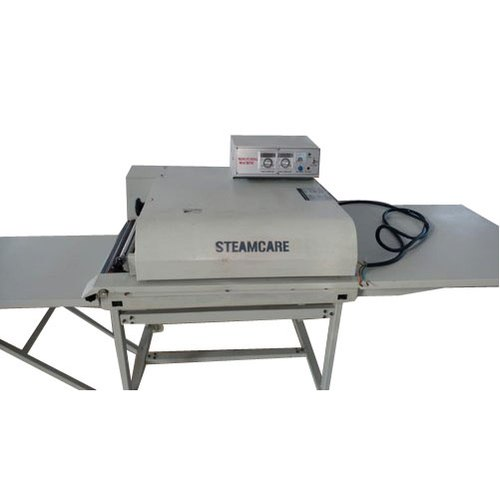 Steamcare 100  degree Celsius Conveyor Fusing Machine