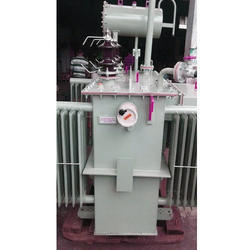 4 Star Oil Cooled Transformer