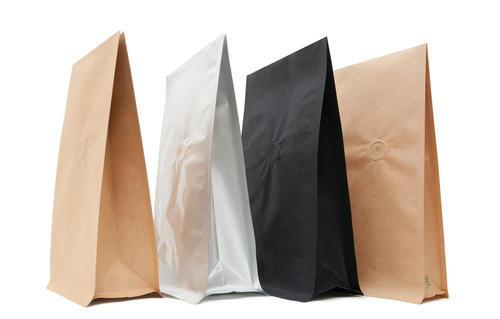 Gusseted Bags