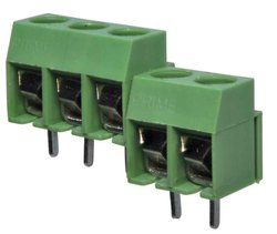 Green PCB Terminal Block