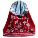 Pure Silk Cotton Saree, 5.5 M (separate Blouse Piece), With Blouse