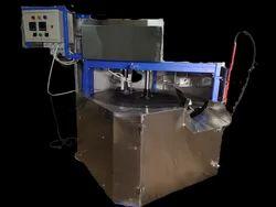 Pedal Type Semi Automatic Roti Making Machine