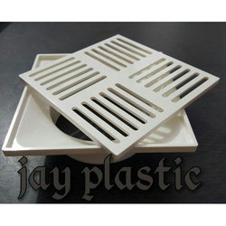 UPVC Square Floor Trap