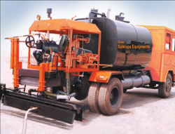 Truck Mounted Emulsion Sprayer