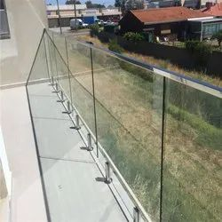 Architectural SS Railing