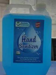 Dalmia Hand Sanitizer (Ethyl Alcohol)