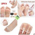 Silicone Gel Toe Forefoot Pad