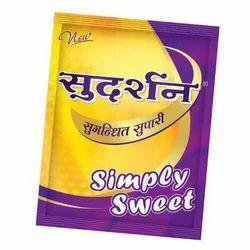Plastic Printed Flavored Supari Pouches, Capacity: 1kg