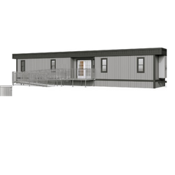 Movable Site Office