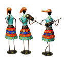 Musicians Lady Set 3 Pcs