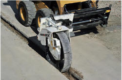 Wheel Compactor Skid Steers Attachment