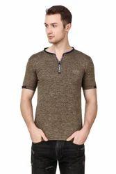 100% Cotton Round Neck Print T-shirt