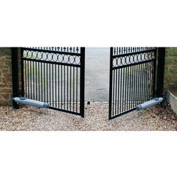 Automatic SS Swing Gate