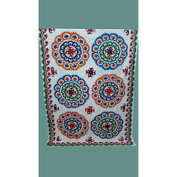 Nice Design Indian Embroidery Bed Sheets