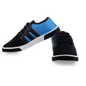 Black And Blue Gents Casual Shoes
