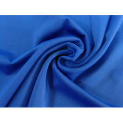 Plain Polyester Dull Lycra Fabric