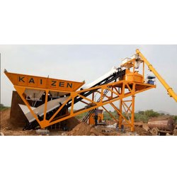 KP-60 Stationary Concrete Batching Plant