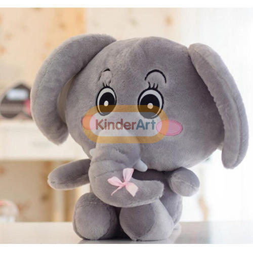 Kinder Art Small Elephant Plush Toy Rs 287 Piece Kinder Art Impex