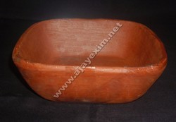 Clay Square Curry Pot
