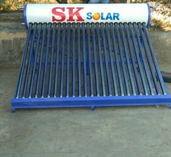 Winter Solar Heater