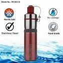 Probott Stainless Steel Double Wall Vacuum Flask Sports Bottle 500ml (PB 500-16)