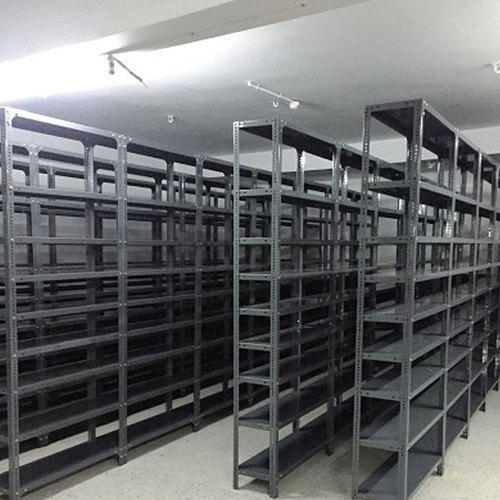 office racking system. Frame Slotted Angle Racking System For Warehouse \u0026 Office, Capacity: 100 - 150, Office