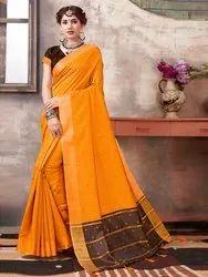 Designer Banglori Silk Saree ,6.3mtr