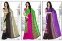NEW PRINTED  BEAUTIFUL SAREES