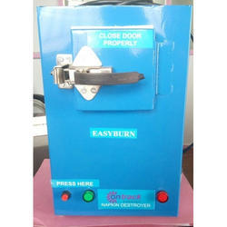 Mild Steel Sanitary Napkin Incinerator Machine