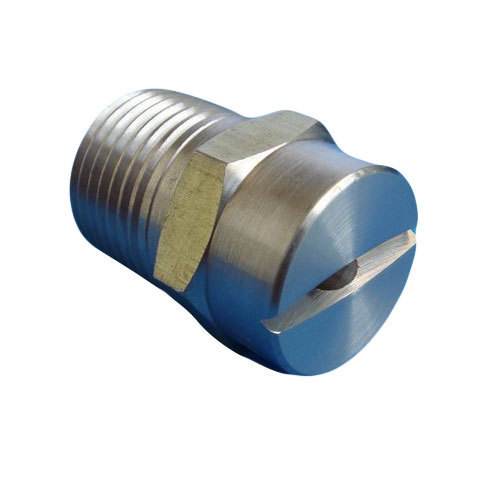 Brass Flat Fan Spray Nozzle, Rs 60 /piece Saabsco Spraying And Filtering  Private Limited   ID: 13591222330