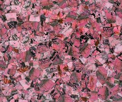 Rhodonite Gemstone Slab