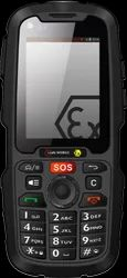 ATEX Grey Industrial Safety Mobile Phone Zone 2, Android 4.4