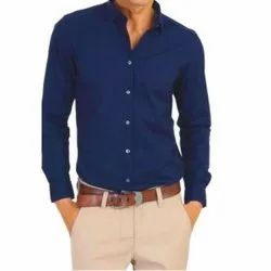 Poly Cotton Full Sleeves Corporate Uniform for Office