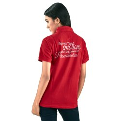 Personalised Red T Shirts