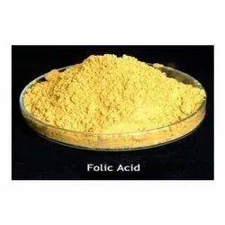 Folic Acid, 1 Kg, Packaging Type: Packet