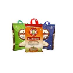 BOPP Laminated PP Woven Rice Bags