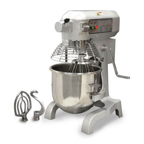 Stainless Steel Planetary Mixer Machine, 1 Kw