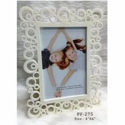 White Plastic Frame 4-6