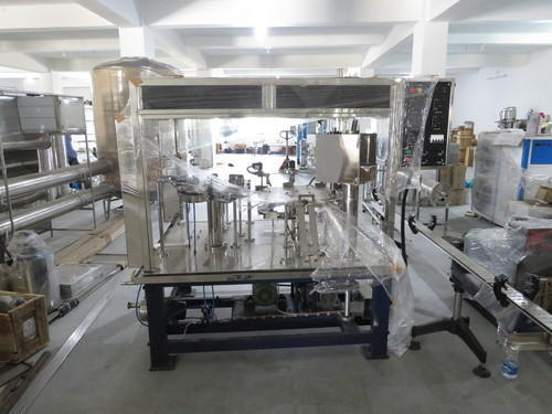Mineral Water Packaging Machine - Mineral Water Packing