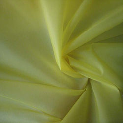 Plain Polyester Taffeta Fabric, GSM: 50-100 GSM, for Garments