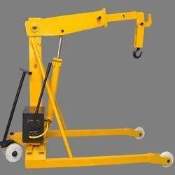 3 Ton Hydraulic Jib Floor Crane