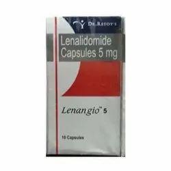 Lenangio 5mg Cap Lenalidomide