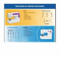 Mechanical Sewing Machines, For Stiching